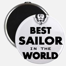 The Best in the World – Sailor Magnets