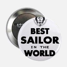 """The Best in the World – Sailor 2.25"""" Button"""