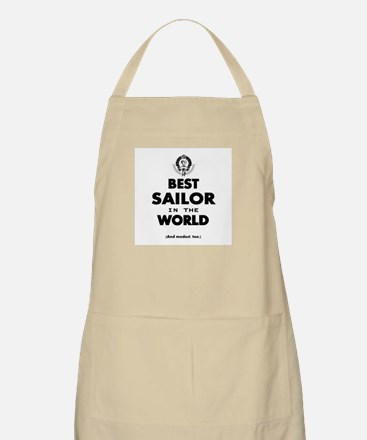 The Best in the World – Sailor Apron