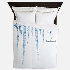 Cold and Hard Queen Duvet