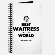The Best in the World – Waitress Journal
