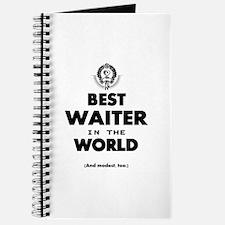 The Best in the World – Waiter Journal