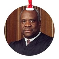 ART Coaster Clarence Thomas Ornament