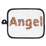 Angel Fiesta Potholder