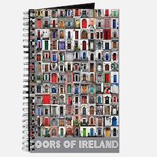 Ireland Door Poster 23x35 Journal