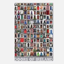 Ireland Door Poster 23x35 Postcards (Package of 8)