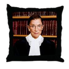 ART Coaster Ruth Bader Ginsburg Throw Pillow