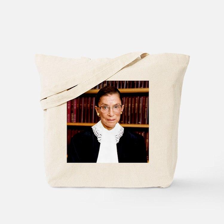 ART Coaster Ruth Bader Ginsburg Tote Bag
