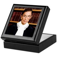 ART Coaster Ruth Bader Ginsburg Keepsake Box