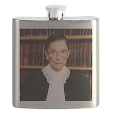 ART Coaster Ruth Bader Ginsburg Flask