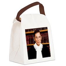 ART Coaster Ruth Bader Ginsburg Canvas Lunch Bag