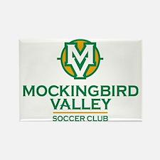 Mockingbird for gym bag - bob Rectangle Magnet