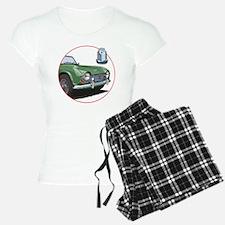 TR4green-C8trans Pajamas