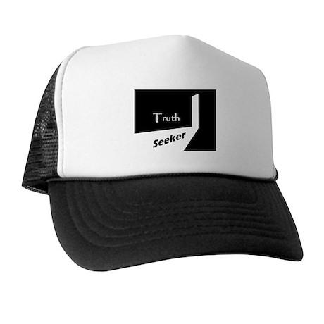 Truth Seeker Trucker Hat