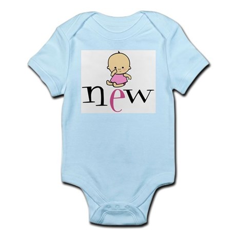 Bringing Up Baby Infant Creeper