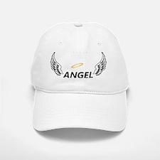 angel Baseball Baseball Cap