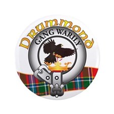 """Drummond Clan 3.5"""" Button"""