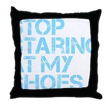 2-ssams Throw Pillow