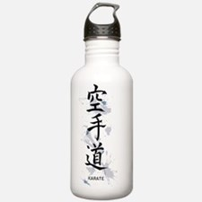 Karate kanji Water Bottle
