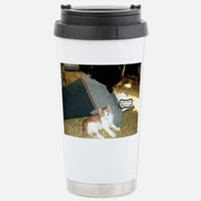 2-read a fucking book Stainless Steel Travel Mug