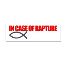 Rapture for Dark Car Magnet 10 x 3