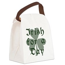 irish-for-a-day Canvas Lunch Bag