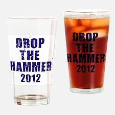 krauthammer back Drinking Glass