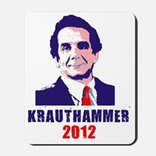 krauthammer front Mousepad
