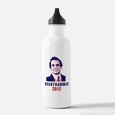krauthammer front Water Bottle