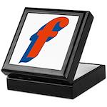 Candice 3D f Keepsake Box
