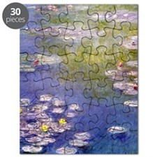 Nympheas at Giverny Puzzle