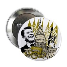 "reagan front 2.25"" Button"