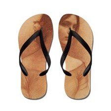 Study for The Lady Clare Flip Flops