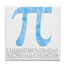 Pi Tile Coaster