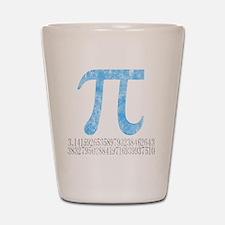 Pi Shot Glass