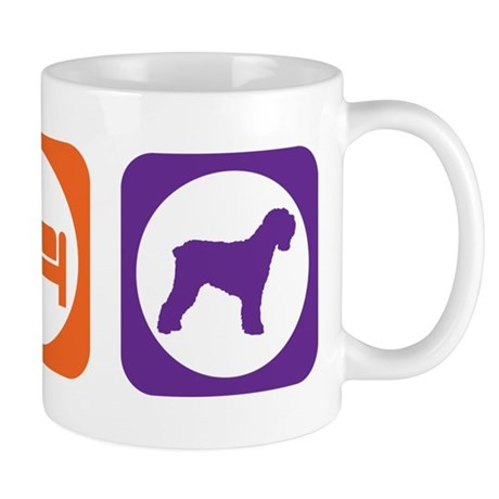 Eat Sleep Terrier Mug