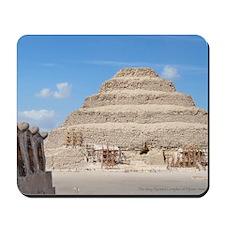 stepyramid1 Mousepad