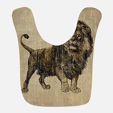 Vintage Lion Bib