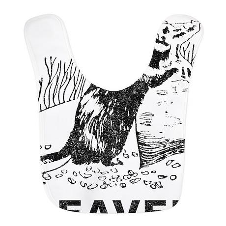 Vintage Beaver Bib