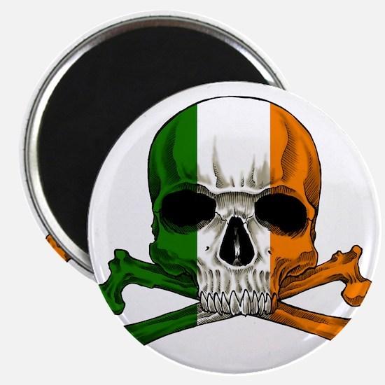 irish bad ass_plain Magnet