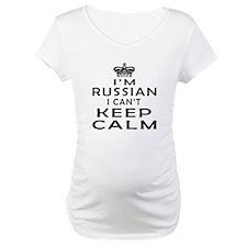 I Am Russian I Can Not Keep Calm Shirt