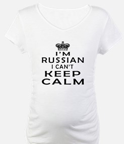 I Am Russian I Can Not Keep Calm Shirt