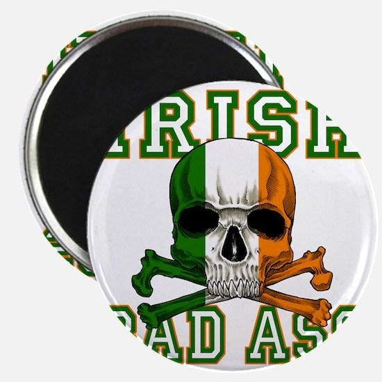 irish bad ass Magnet