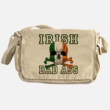 irish bad ass Messenger Bag