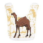 Egyptian Camel Bib