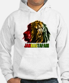 Ras Lion of Judah Jumper Hoody