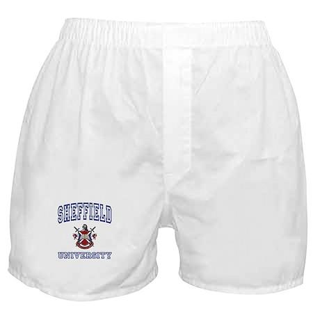 SHEFFIELD University Boxer Shorts