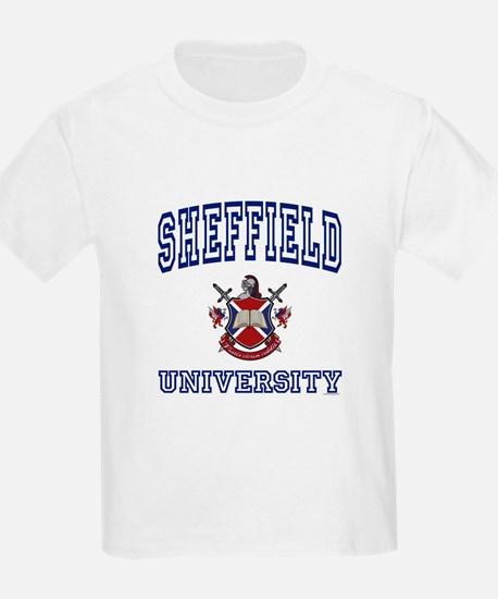 SHEFFIELD University Kids T-Shirt