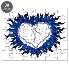 Barbed Heart Puzzle