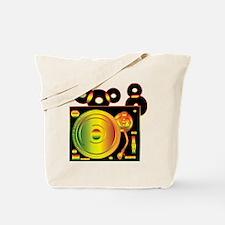 Reggae DJ Tote Bag